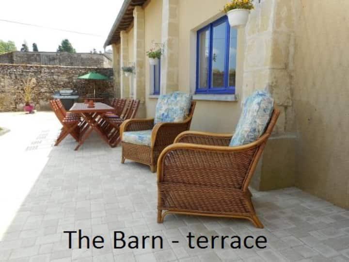The Barn Complex
