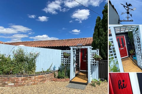 The Barn at Greenacre: Character, Quirk & Charm