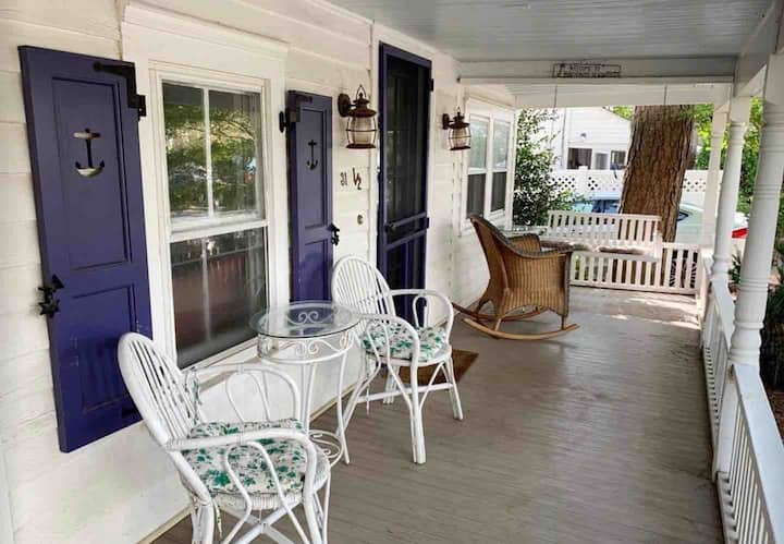 Suits Me! The cozy beach cottage in Rehoboth Beach