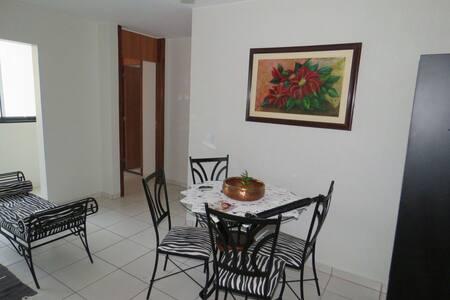 Apartamento Completo em Águas Claras 60 m2.