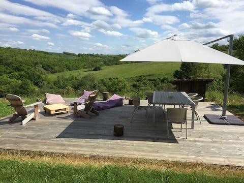 SW França: Excelente aluguel de férias perto de Marciac