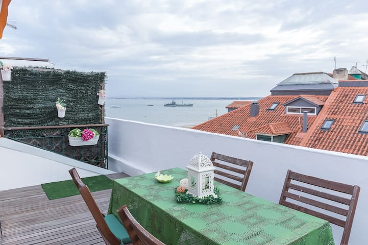 NEW! SUNNY! GREAT VIEWS!DOWNTOWN! - Alfama - Pis