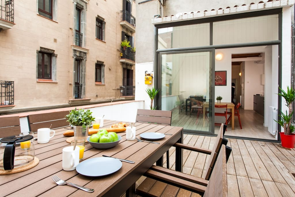 gracia terrace llibertat apartments for rent in