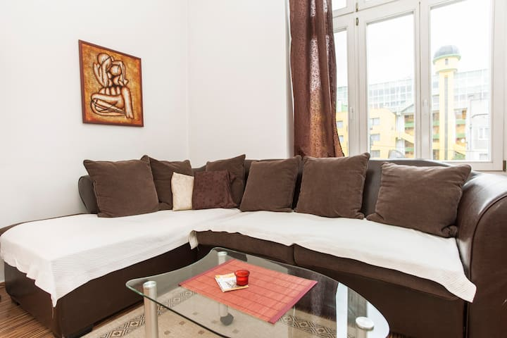 DownTown in Sixty Seconds - Sarajevo - Apartment