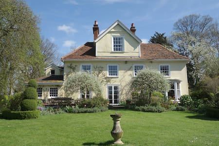 Idyllic rural retreat, nr Lavenham - Kettlebaston