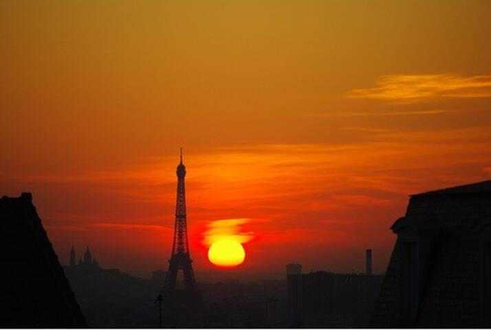 Paris & Versailles en 15min ! - Clamart - Apartment