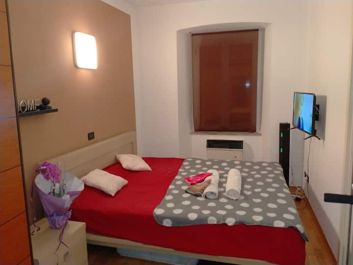Cozy apartment for two in Trieste