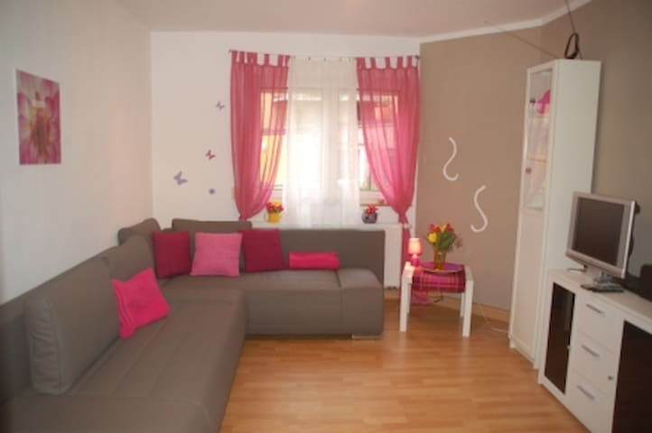 Wohnen in Bad Cannstatt-Stuttgart - Estugarda - Apartamento