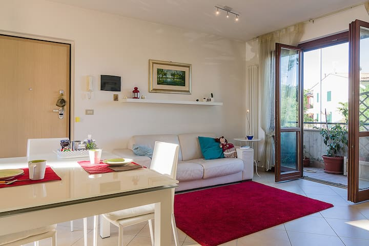 Double bedroom with private bathroom - Osimo