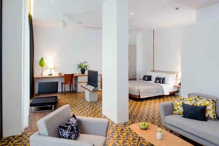 1920 Hotel - Krong Siem Reap - Apartamento