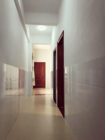 完美家园Inn 2居室 - 厦门 - Hus