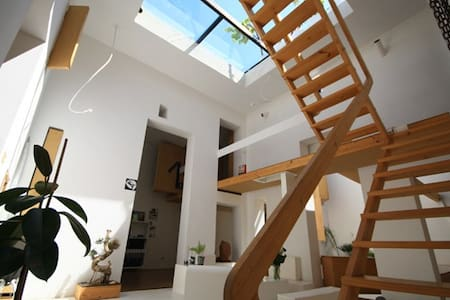 Riad contemporain exceptionnel - Rabat - Haus