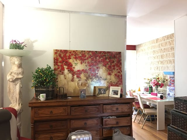 cosy room for females near Melbourne University - North Melbourne - House