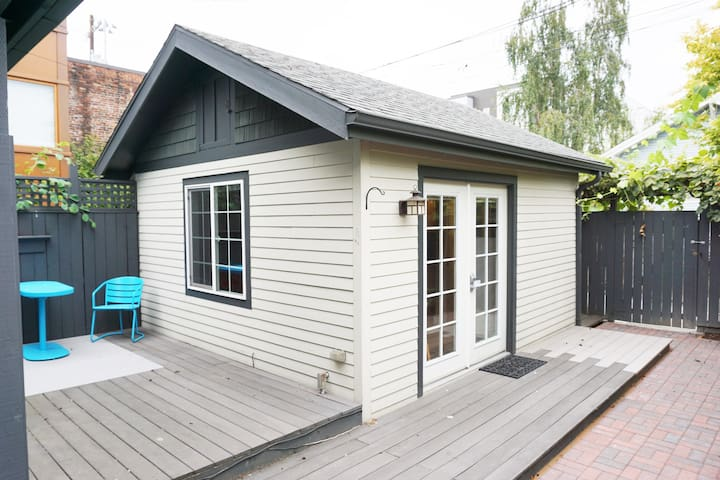 Private Cottage - Seattle - Bungaló