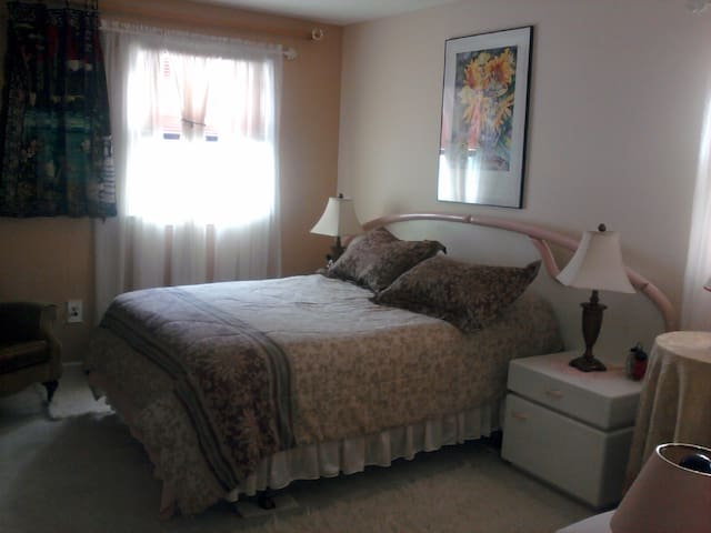 Prvt Bdrm 10 min to Jersey Shore I