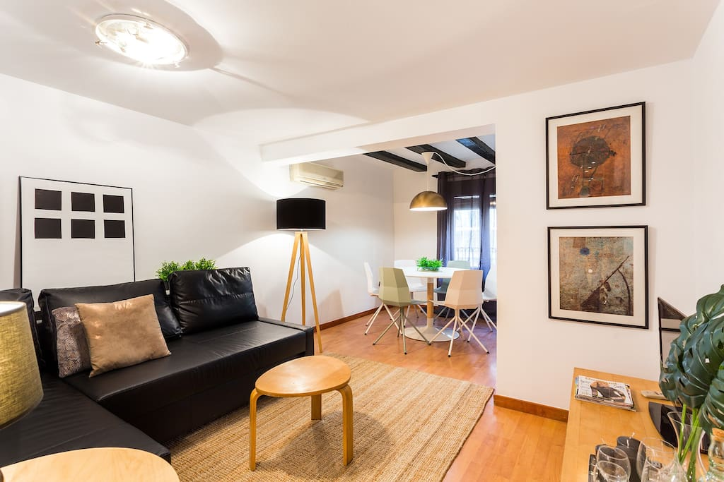 For 6 People Near Las Ramblas Apartments For Rent In Barcelona Barcelona Spain