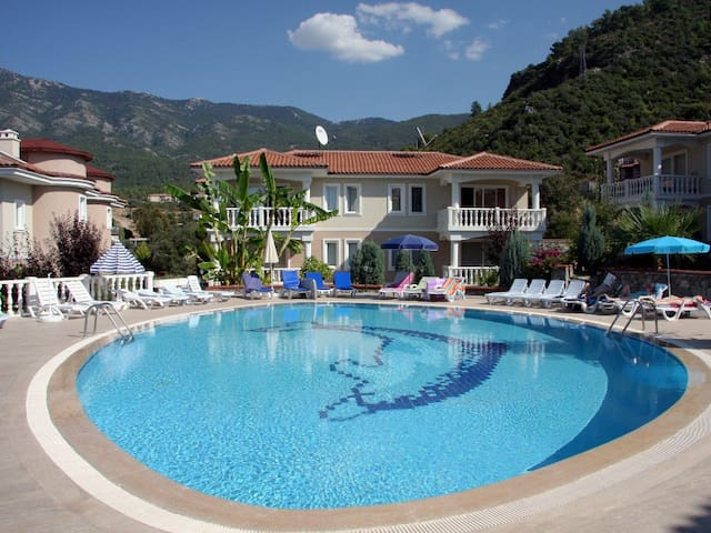2 bedroom apartment TH13 - Hisaronu - Ölüdeniz Belediyesi - Huoneisto