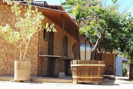Albergue/hostel cachogandul fataga3 - Las Palmas - Blockhütte
