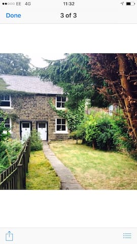 The perfect cottage location - Ramsbottom