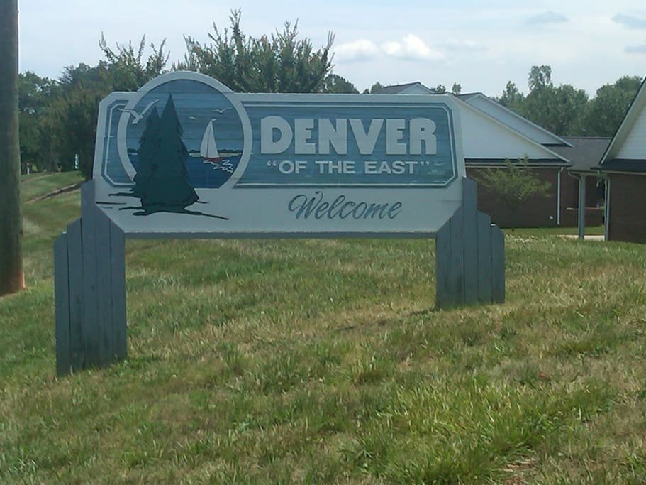 Yes we are Denver of the East!