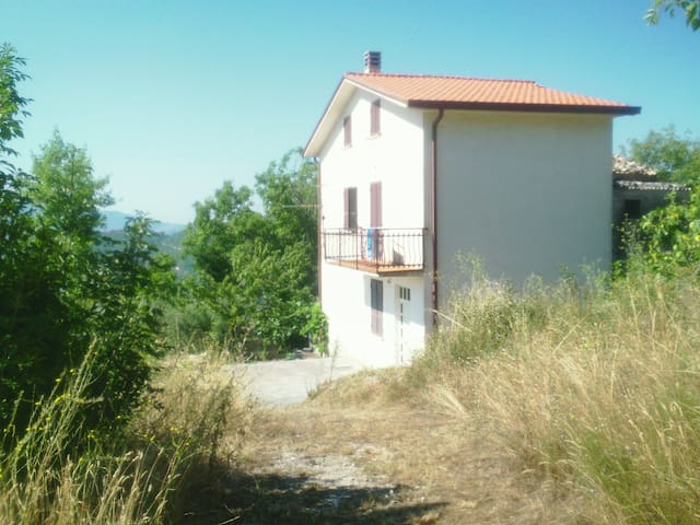 House in the Nation Park of Abruzzo - Alvito (FR) - Casa