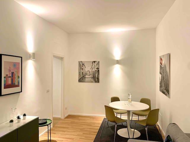 Appartamento minimal in zona Crocetta