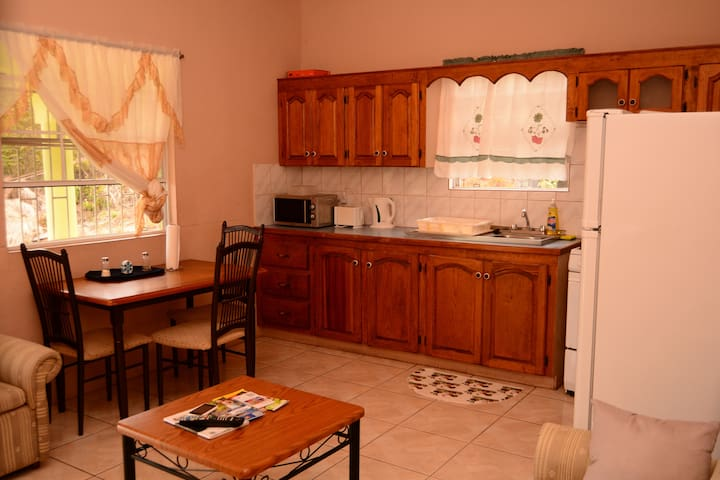 Cynthia's Apartments - Saint Georges - Apartamento