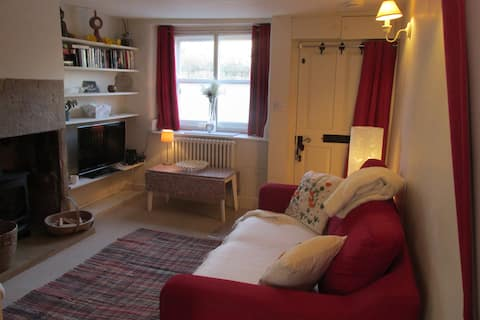 Accogliente cottage, una fetta di meraviglioso Somerset!