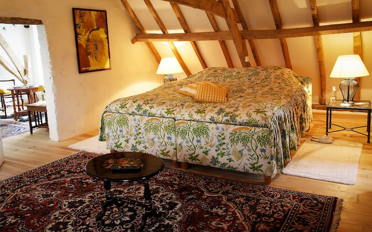 Wonderful guest rooms in Kanegem