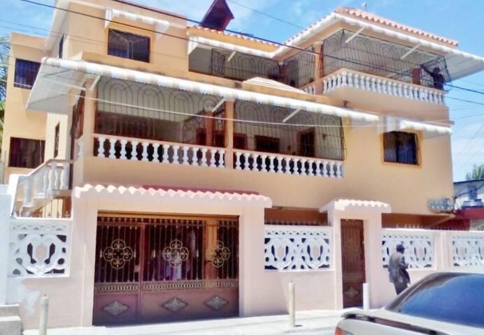 DR Apt w/ Airport Pick-up/Drop-off - Santo Domingo Este - Apartmen