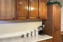 Lots of Cabinet Space