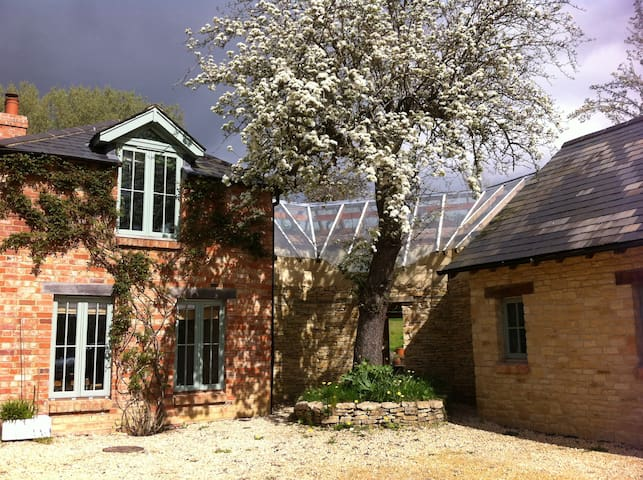 Rooms in quirky Cotswold house