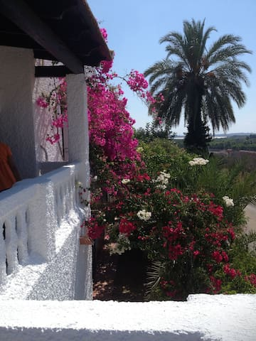 Cortijo con piscina y pista tenis - Antas, Almería - Ev