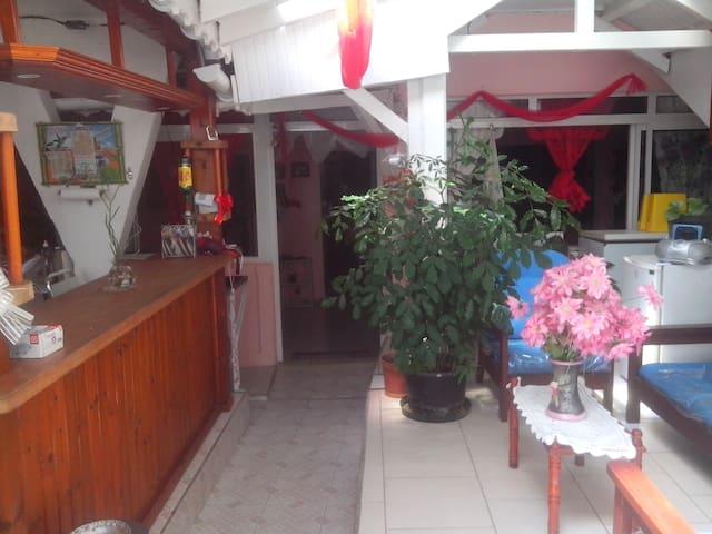 Appartement meublés pour 7 pers. - Port-Louis - Flat
