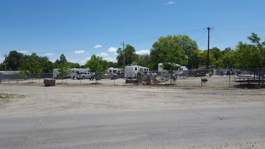 Stilson RV Sites Full Hookups in Riverton, WY  #4