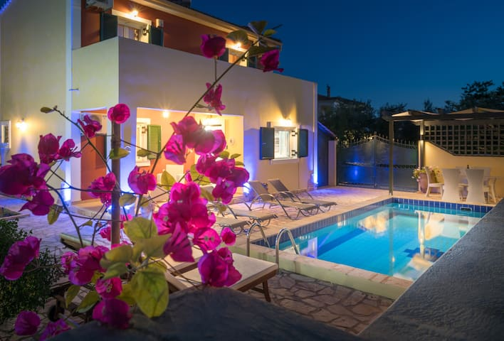 Arge 3-Bedroom Villa with Private Pool - Zakinthos - Villa