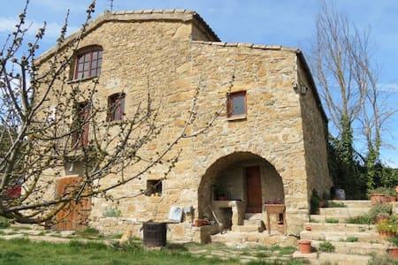 Masía en Parque natural  - Sant Vicenç de Castellet - 獨棟