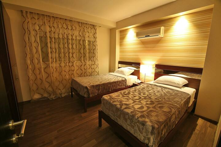 AlAshrafia 2 Bedroom Smart Apartmnt