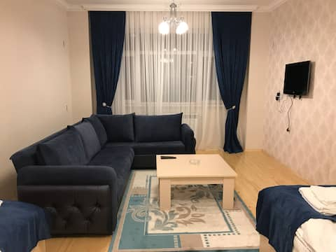 New cheap apartment with new amenities