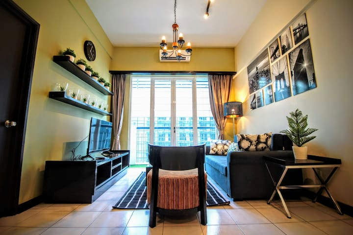 Newly furnished 1 bedroom space in Kuala Lumpur 94