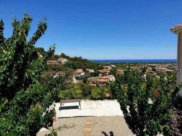 Escapade en Haute Corse chez Michelle