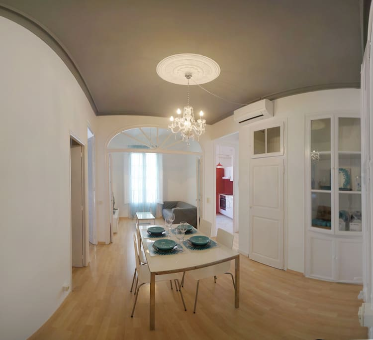 Apartment in poblenou appartamenti in affitto a for Appartamenti barcellona affitto economici