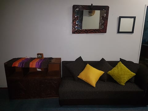 Private Double Room Hluhluwe Backpackers