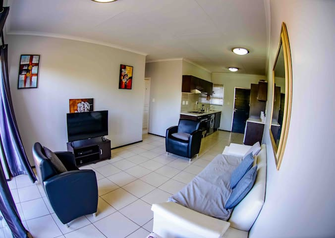 Smart Apartment in midrand central
