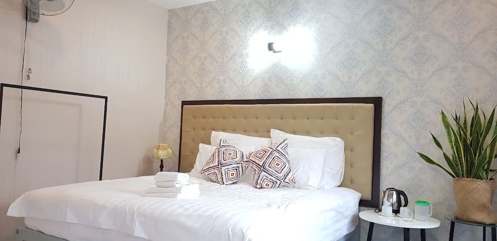Orchid's House | 2 Bedroom |Citycenter*FREE_BFast