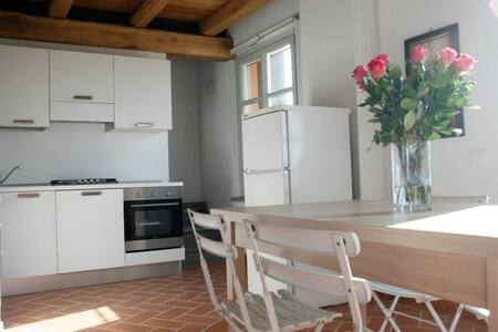 app.t in renovated farmhouse 16 - Moncalvo