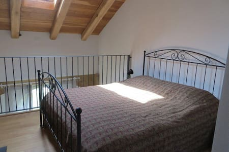 app.t in renovated farmhouse 22 - Moncalvo