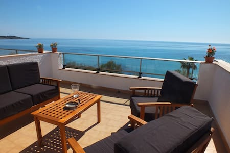 Exclusive suite with sea view 301 - S'Illot - Apartment