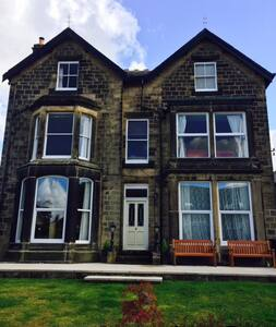 Edwardian ground floor flat - Ilkley