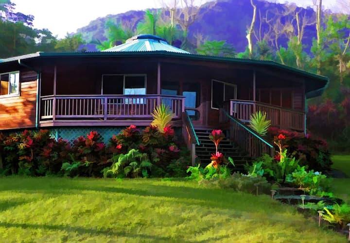 Comfortable Kolea Cottage, Hana
